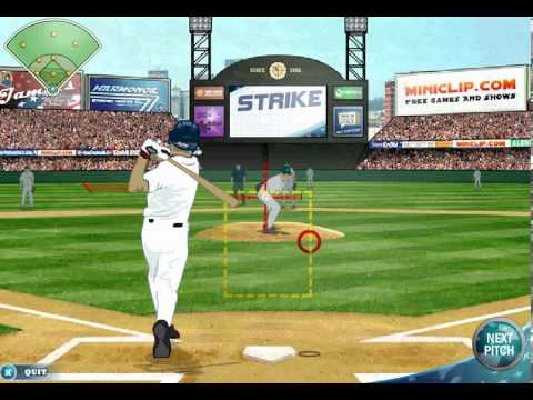 Baseball Games Free Online Games Youtube