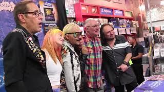 Rock en tu idioma Sinfónico Vol.2 Firma de autógrafos Mixup Parque Lindavista