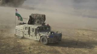 Mosul Offensive VBIEDs Suicide attacks