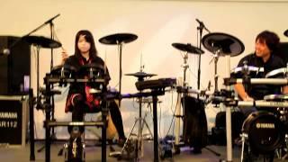 2011 China Music Show -  川口千里(Senri Kawaguchi )