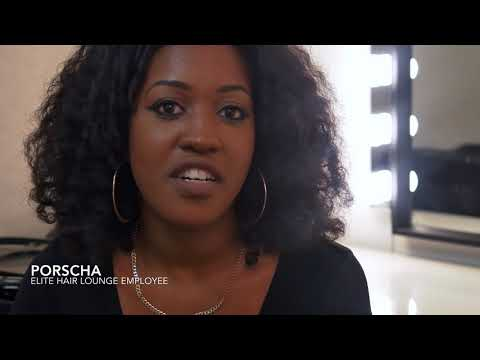Elite Hair Lounge Launch Video | Filmed By Nu Formation