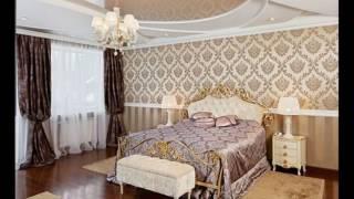 видео Обои для зала в квартире (51 фото): как и какие выбрать, подобрать фотообои, комбинированы, красивые, поклеить, интерьер