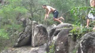 Devils Leap Near Townsville