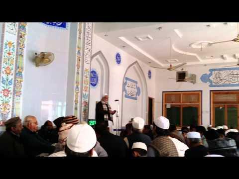 Mumtaz Ahmad Tahir reciting a Naat