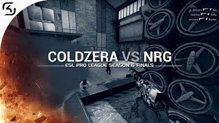 ESL Pro League Season 6 Finals: coldzera vs NRG