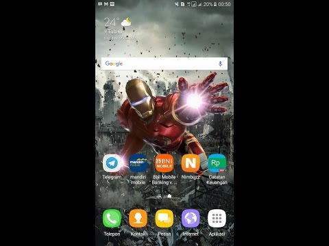 3D Live Wallpaper untuk HP Android (No Root) from YouTube · Duration:  4 minutes 20 seconds