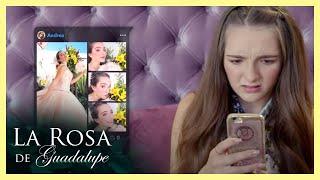 La Rosa de Guadalupe: Andrea es criticada por realizar fiesta durante la pandemia   Covidiotas