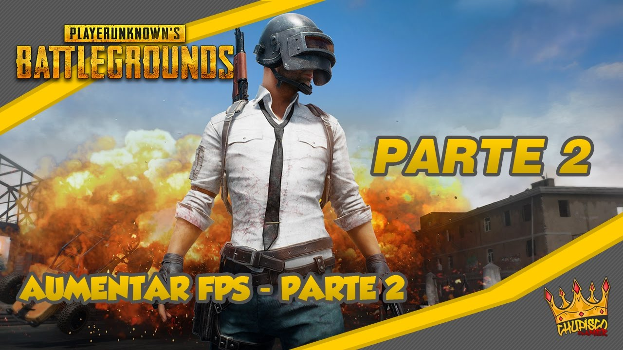 how to get better fps from playerunknown battleground