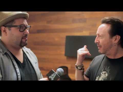 Eddie G Interviews Julian Lennon (Like, whoa!)