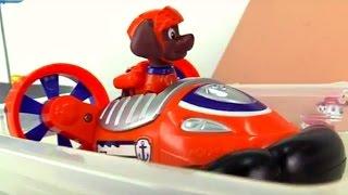 Video per bambini in italiano. Paw Patrol - alla ricerca di Zuma