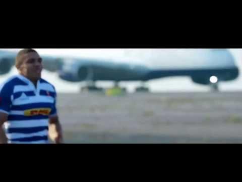 Bryan Habana - Man vs Plane