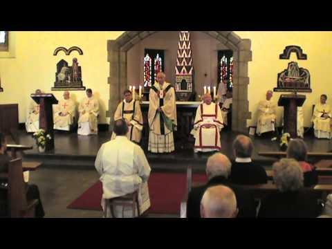 Diaconate Ordination of Brother Paul Jenkins, O.Carm.