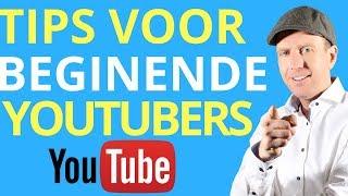 Tips voor beginnende YouTubers - YouTube kanaal review 2018 - YouTube tips 2018 Kanaal review #15