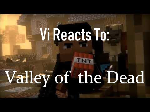 Vi Reacts To: Valley of the Dead+Bloopers by Black Plasma Studios: O LORD ALMIGHTY