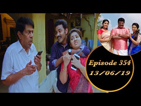 Kalyana Veedu | Tamil Serial | Episode 354 | 13/06/19 |Sun Tv |Thiru Tv