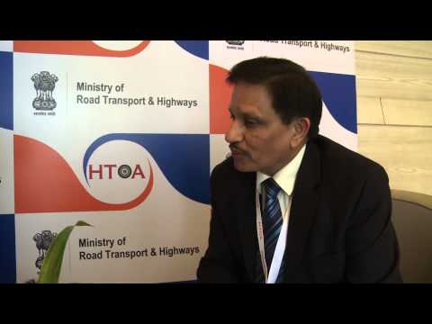HTOA Interview - RB Bhatnagar, General Manager Logistics, BHEL