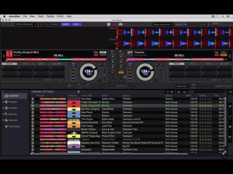 Pioneer DJ XDJ-RX - Recording in rekordbox (OS X)