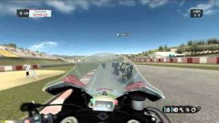 SBK 2011 Gameplay - Onboard