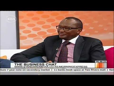 Morning Express: The Business Chat with Mike Macharia, MD-Seven Seas Technologies