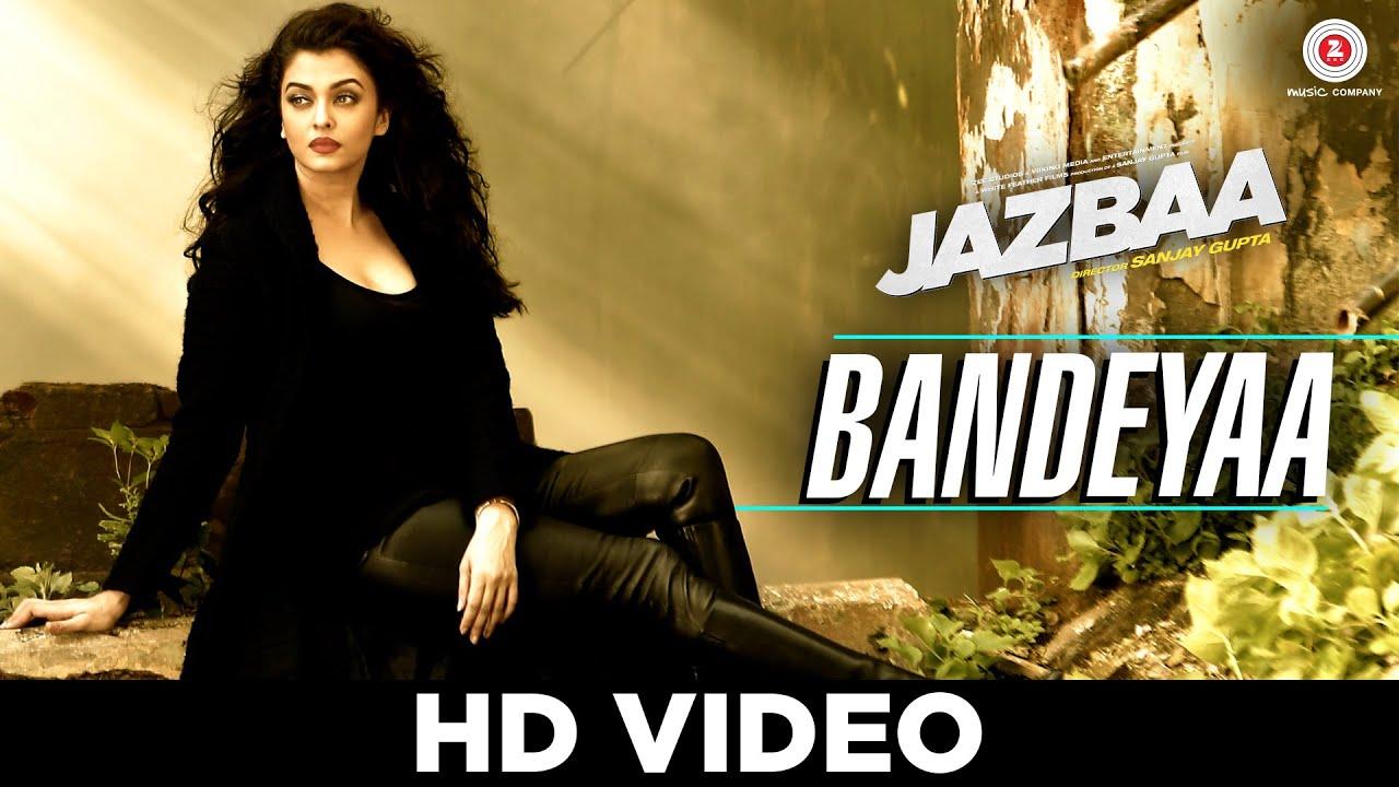 Bandeyaa Jazbaa | Aishwarya Rai Bachchan | Irrfan Khan | Jubin Nautiyal | Amjad Nadeem