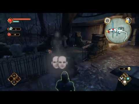 Fable Anniversary The Graveyard Path(find 4 Nostro's Amour Pieces) Walkthrough