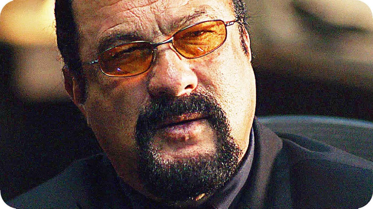 CONTRACT TO KILL Trailer (2016) Steven Seagal Action Movie - YouTube