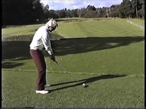 Greg Norman wentworth persimmon driver