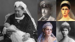 Queen Victoria's Grandchildren - Part 2 of 3