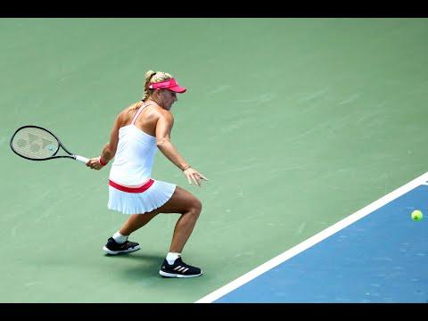 Angelique Kerber Vs Ann Li | US Open 2020 Round 3