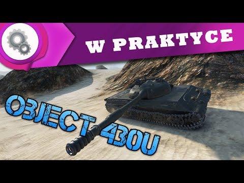 W PRAKTYCE #65 | Test 9.22 | Object 430U [World of Tanks PL]