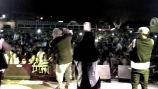 en vivo ÑEJO Y DALMATA - SI LA VES & SOLITARIA LIVE @ SINCELEJO  COLOMBIA