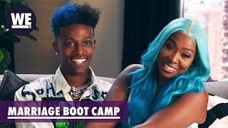 Meet Bianca & Chozus 💙 | Marriage Boot Camp: Hip Hop Edition