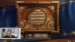Hearthstone | Snow day  ^_^ | Ranked & Arena??