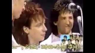 Japan tour 1984.