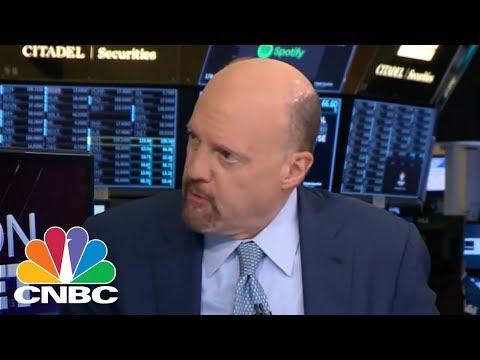 Jim Cramer: Big Banks Beat On Earnings | CNBC