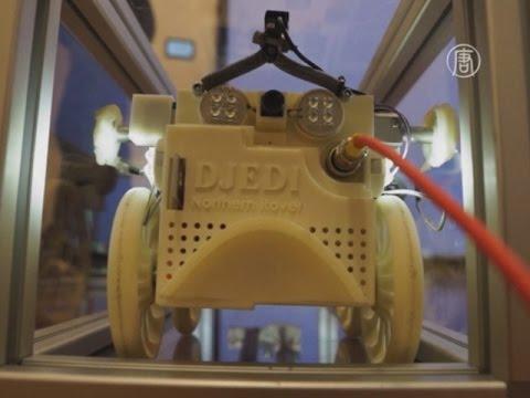 Усовершенствованный робот готов исследовать пирамиды (новости)