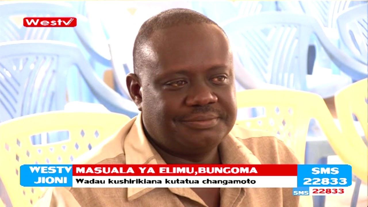 Uchaguzi wa walimu wakuu Bungoma