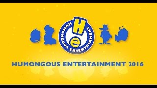 welcome to humongous entertainment