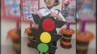 "Siya as ""Traffic Police"""