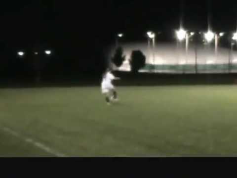 Elizabeth's 2011 Soccer Highlights  Striker for Barrie Spirit, 1995GA