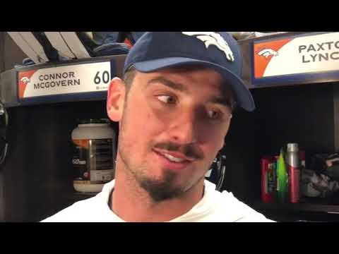 Paxton Lynch Says  Hes The Best Bronco Quarterback !