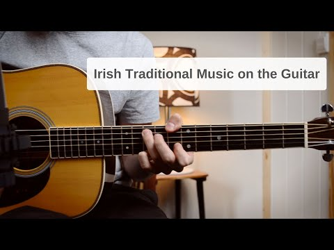 Vlog #5 - How To Play Irish Traditional Music On The Guitar (feat. James)