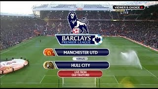 Full Match - Manchester United 4-3 Hull City (01/11/2008)