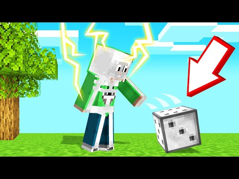 ROLL The DICE BLOCK To WIN Or LOSE! (Mystery)