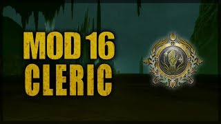 Neverwinter Mod 16 Cleric Class Overview (partially outdated)