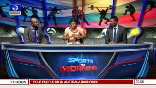 Sports This Morning Reviews Clubs Performance In 2015 NPFL 19/11/15
