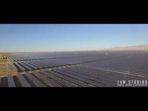 Think BIG with Solar By Zaw Studios Aerial Drone Videography 2016