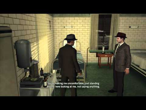 LA Noire - Traffic Desk Case 3 - 5 Star - The Fallen Idol - Part 1