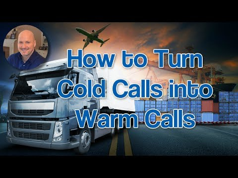 Freight Broker Cold Calling - How To 10X Your Results With Less Rejection!