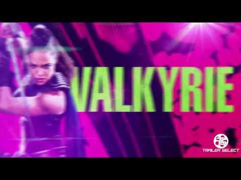 Marvel Studios' Thor- Ragnarok -- A New Valkyrie (Bonus Feature) Full HD